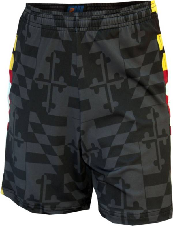 Fit 2 Win Youth Maryland Terrapins Maryland Pride Black Shorts product image