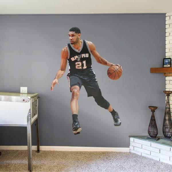 Fathead San Antonio Spurs Tim Duncan Wall Decal product image