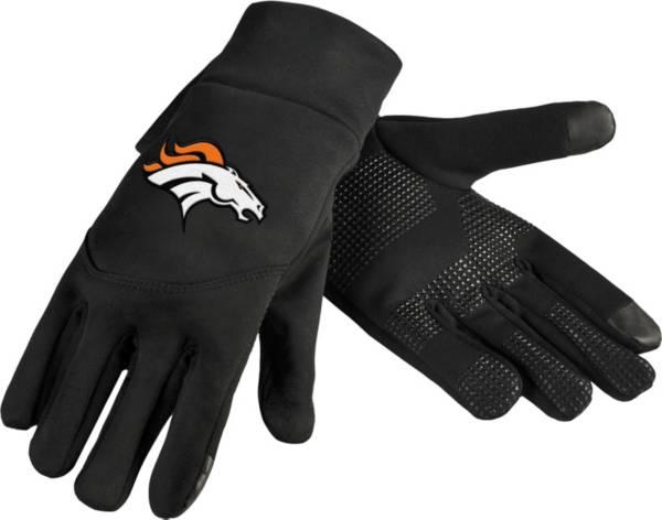FOCO Denver Broncos Texting Gloves product image