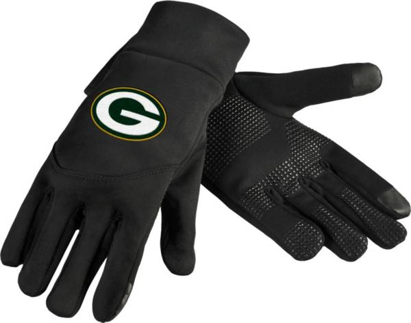FOCO Green Bay Packers Texting Gloves product image