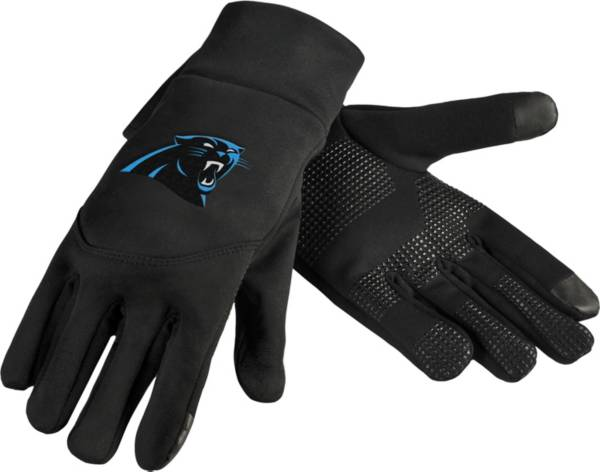 FOCO Carolina Panthers Texting Gloves product image
