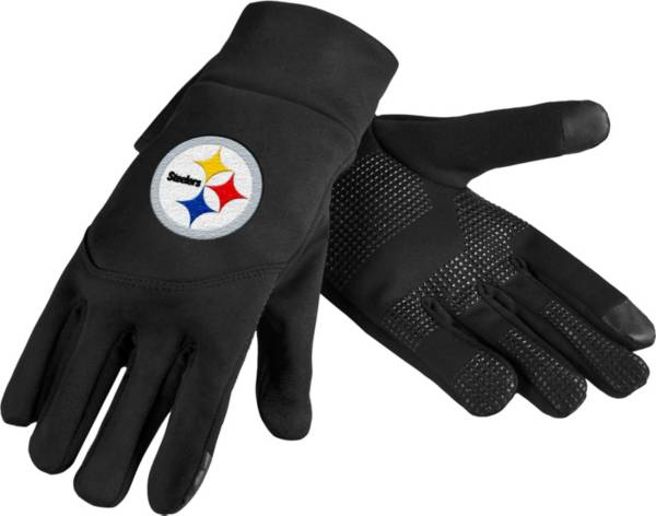 FOCO Pittsburgh Steelers Texting Gloves product image