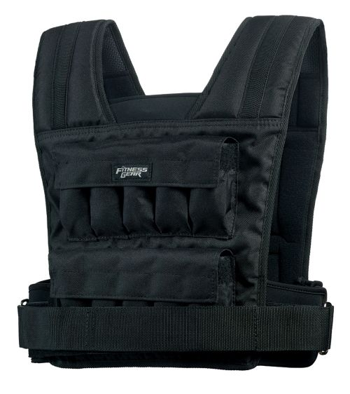 dd31629bf7 Fitness Gear 40 lb. Weighted Vest