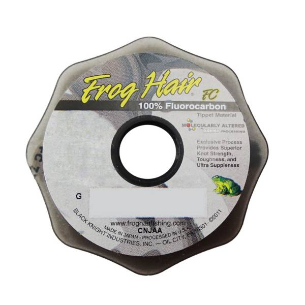 Frog Hair Fluorocarbon Tippet product image