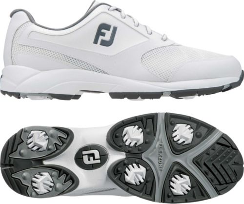 FootJoy Men s Athletics Golf Shoes (Previous Season Style)  e8c4f002147