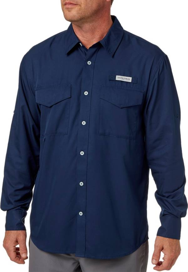 Field & Stream Men's Long Sleeve Latitude Fishing Shirt (Regular and Big & Tall) product image