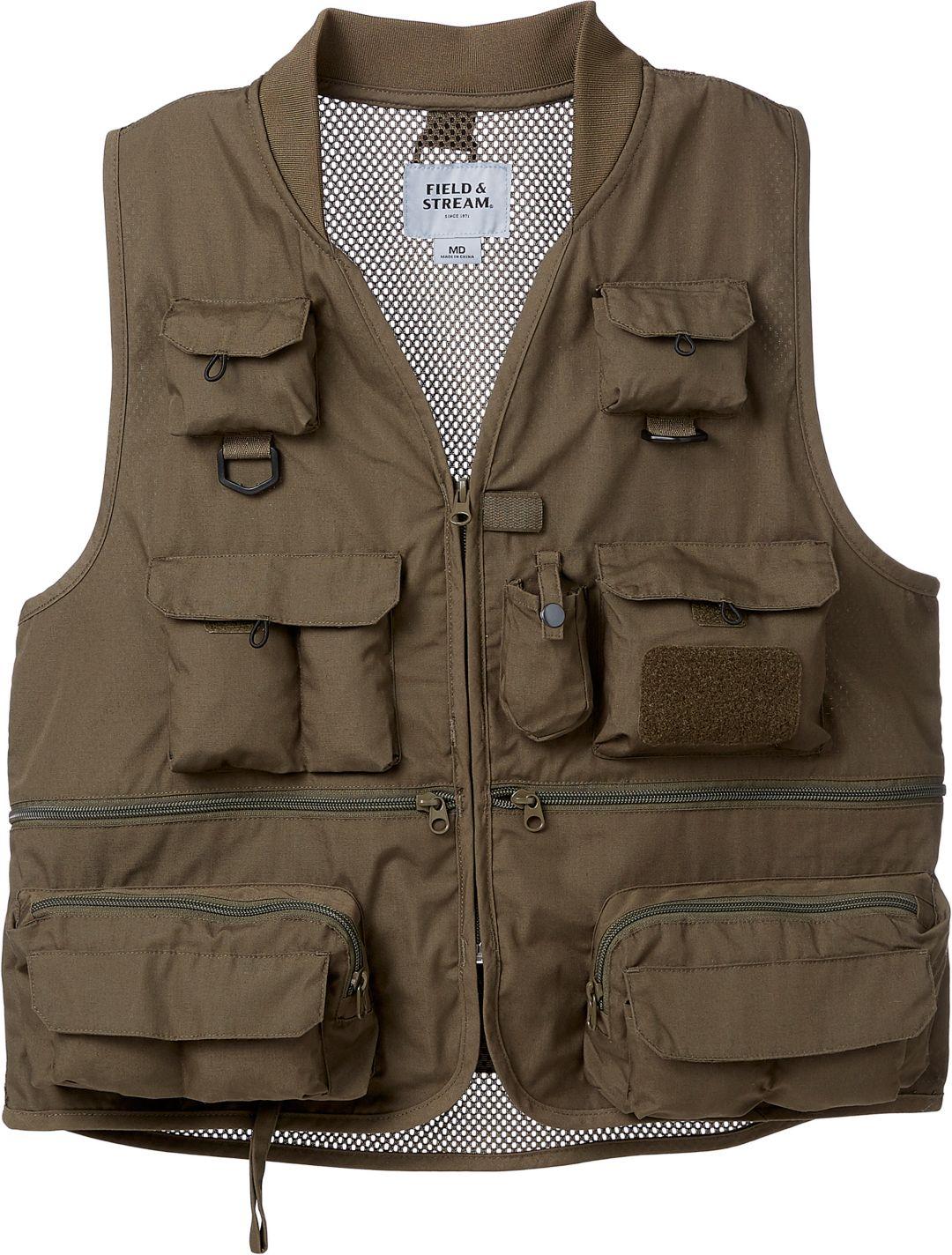 855c4f47df587 Field & Stream Men's Mesh Back Fishing Vest | Field & Stream