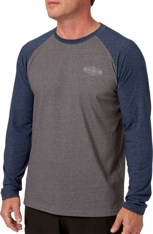 562ed9d0 Field & Stream Men's Deep Runner Long Sleeve Raglan Tee | DICK'S Sporting  Goods