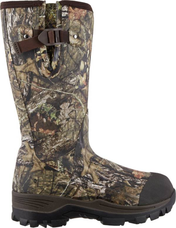 Field & Stream Men's Swamptracker Realtree Xtra Waterproof 1000g Rubber Hunting Boots product image