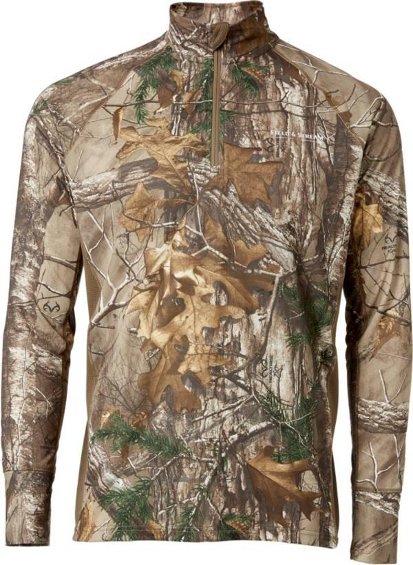 Field & Stream Men's Tech Quarter Zip Long Sleeve Shirt product image