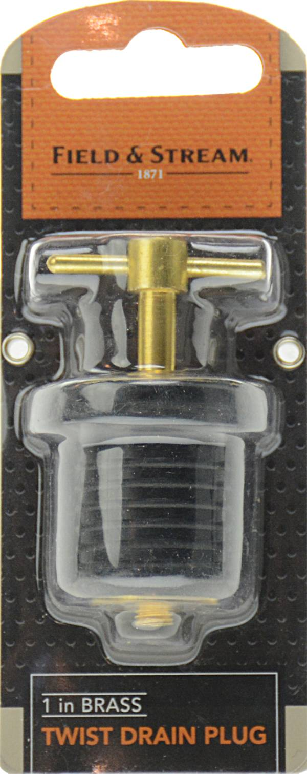 Field & Stream Twist Drain Plug product image