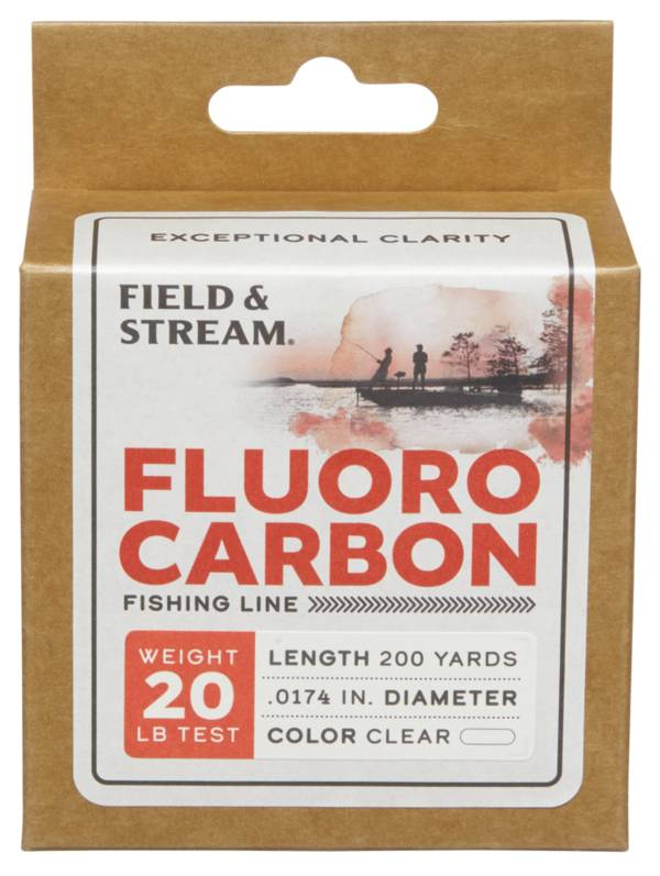 Field & Stream Angler Fluorocarbon Fishing Line product image