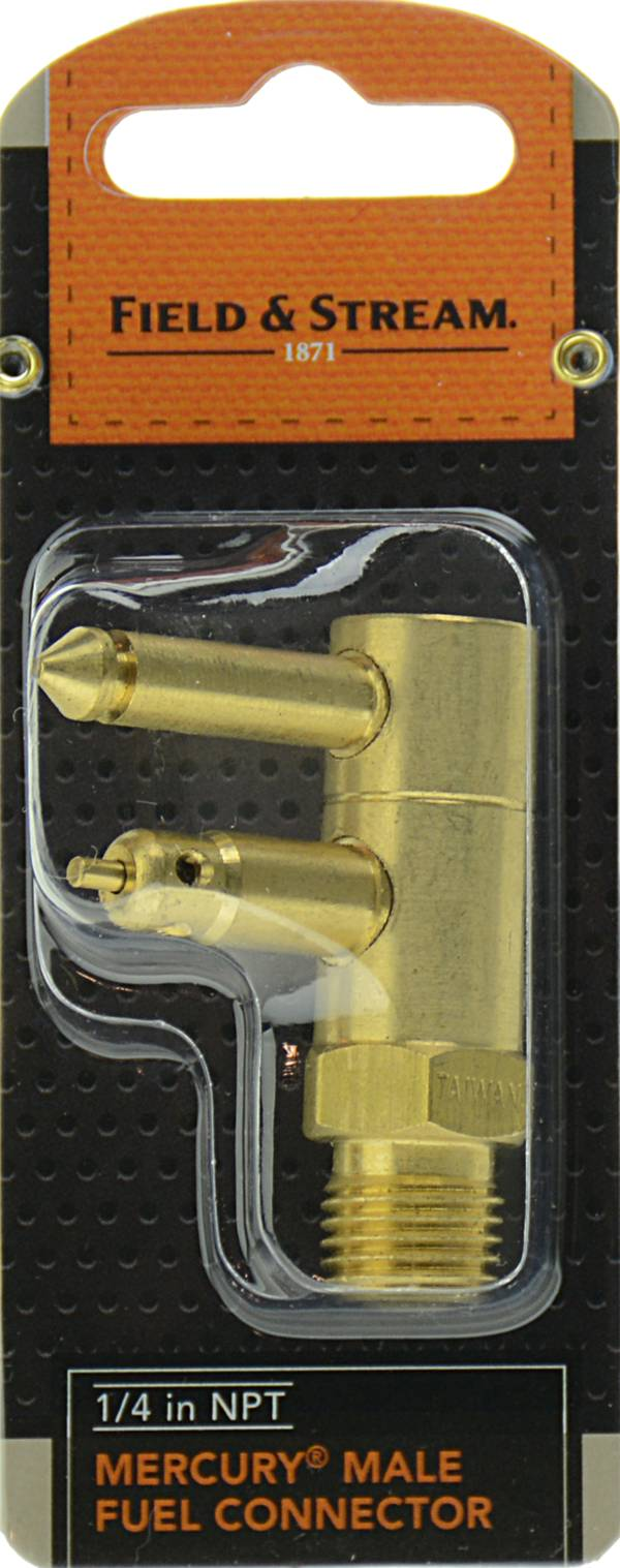 Field & Stream Mercury Male Fuel Connector product image