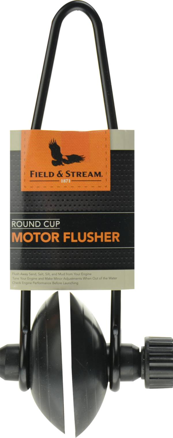 Field & Stream Round Cup Motor Flusher product image