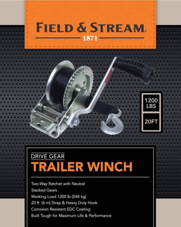 Field & Stream Drive Gear Trailer Winch product image