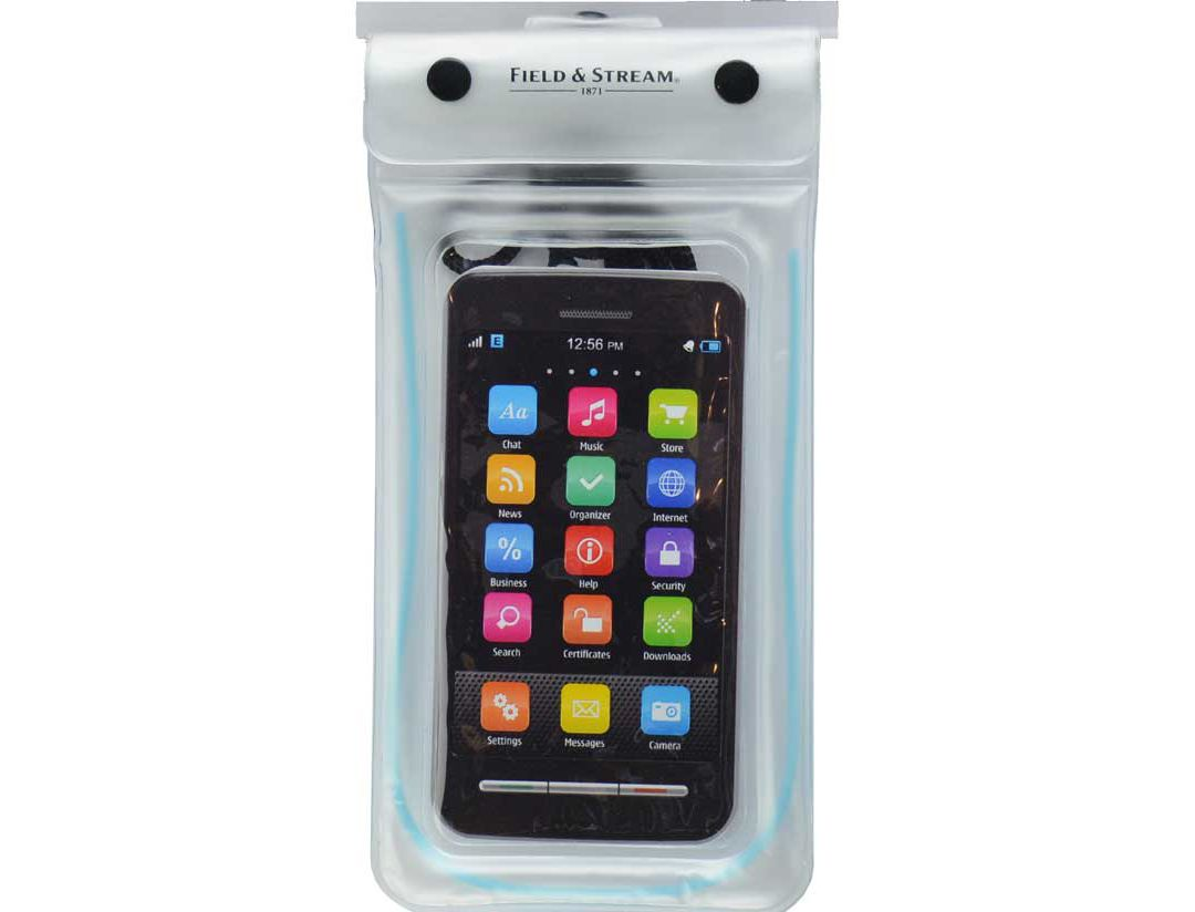 super popular a9186 9346c Field & Stream Floating Waterproof Cell Phone Pouch