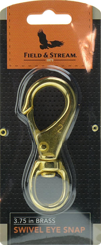 Field & Stream Brass Swivel Eye Snap product image