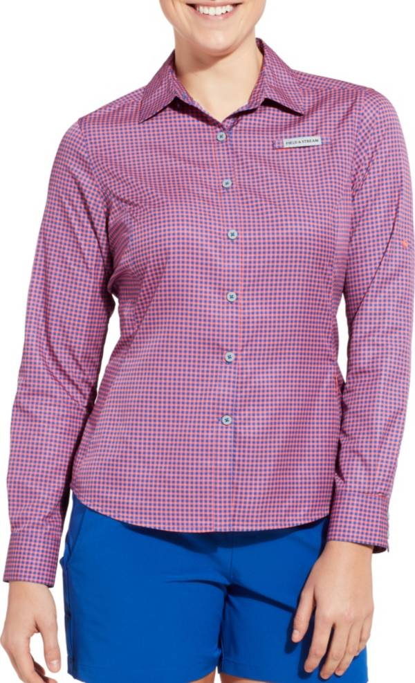 Field & Stream Women's Latitude Long Sleeve Shirt product image