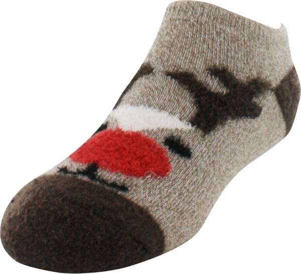 Field & Stream Youth Cozy Cabin Reindeer Socks product image