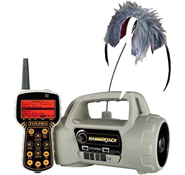 Foxpro Hammer Jack Predator Call and Lure Package product image