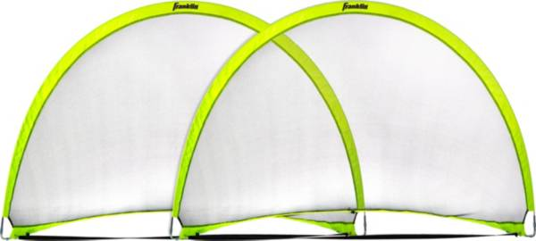 Franklin 6' x 4' Pop-Up Soccer Goal Set - 2 Pack product image