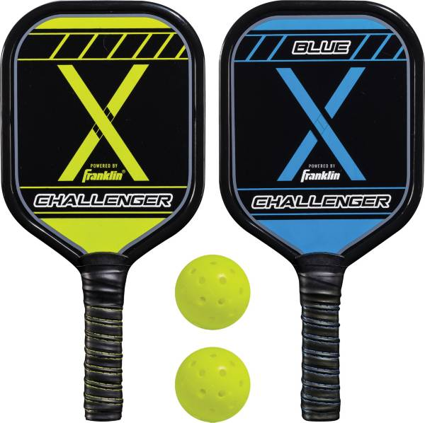 Franklin Sports Performance Aluminum Pickleball Paddle and Ball Set product image