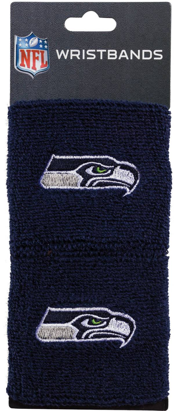 Franklin Seattle Seahawks Embroidered Wristbands product image