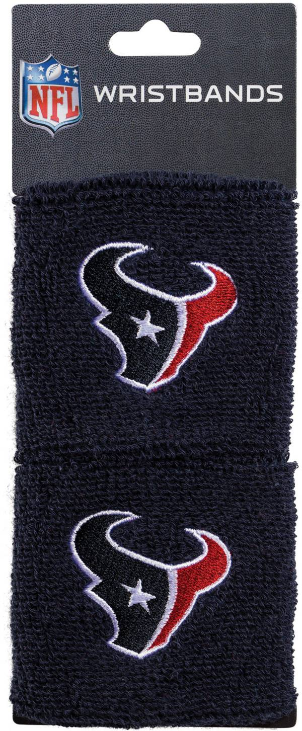 Franklin Houston Texans Embroidered Wristbands product image