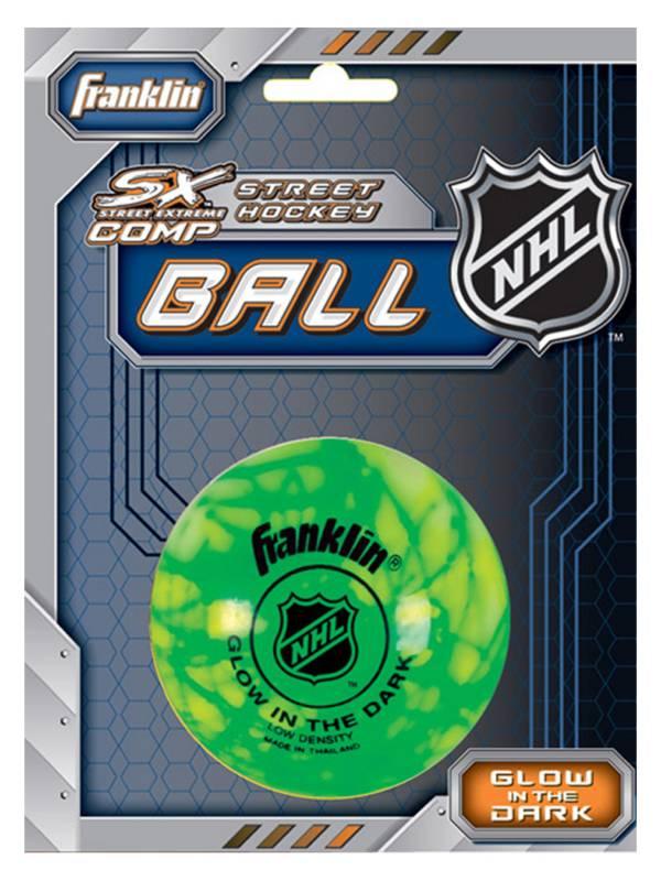 Franklin NHL Glow-In-The-Dark Street Hockey Ball product image