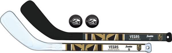 Franklin Vegas Golden Knights Mini Hockey Stick & Ball Set product image