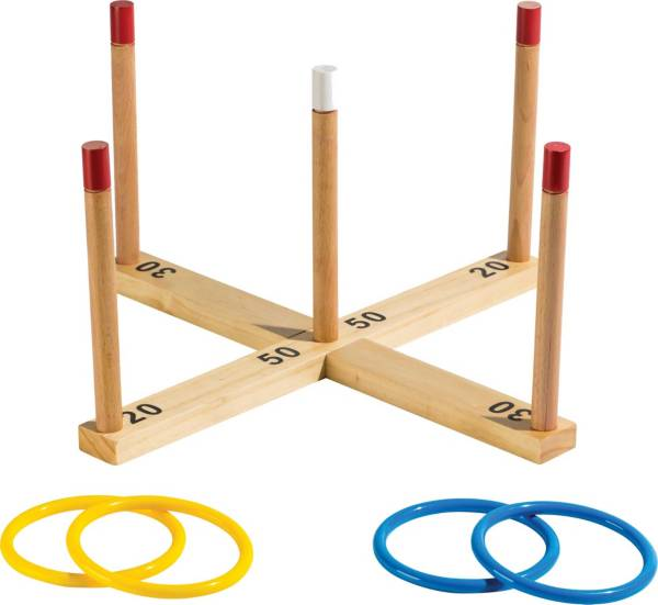 Franklin Sports Wooden Ring Toss product image