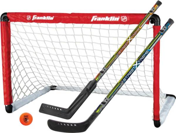 Franklin Sports NHL Goal and Stick Set product image