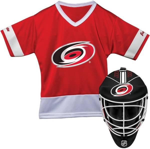 Franklin Carolina Hurricanes Goalie Uniform Costume Set product image