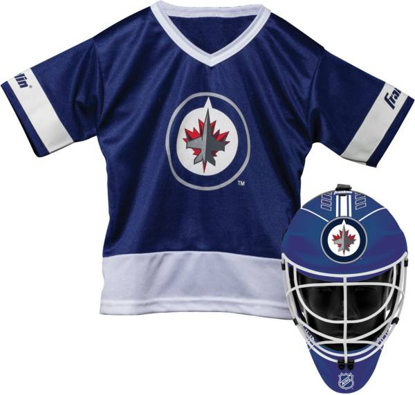 Franklin Winnipeg Jets Goalie Uniform Costume Set product image