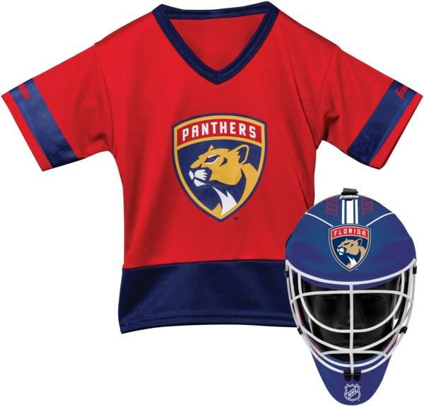 Franklin Florida Panthers Goalie Uniform Costume Set product image