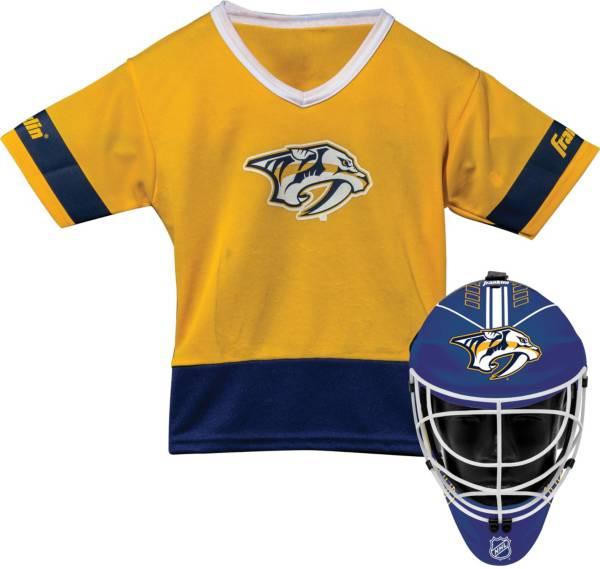 Franklin Nashville Predators Kids' Goalie Costume Set product image
