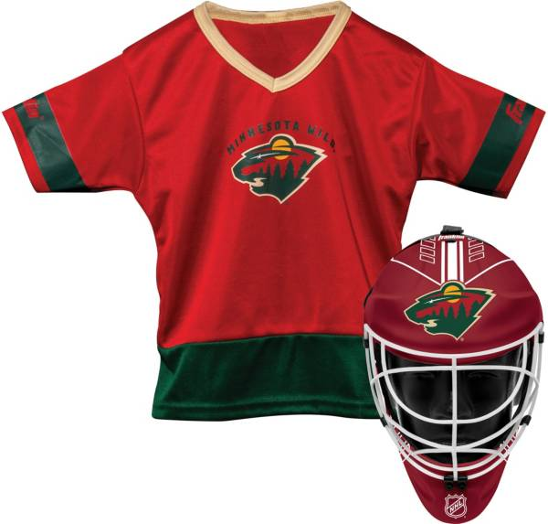 Franklin Minnesota Wild Kids' Goalie Costume Set product image