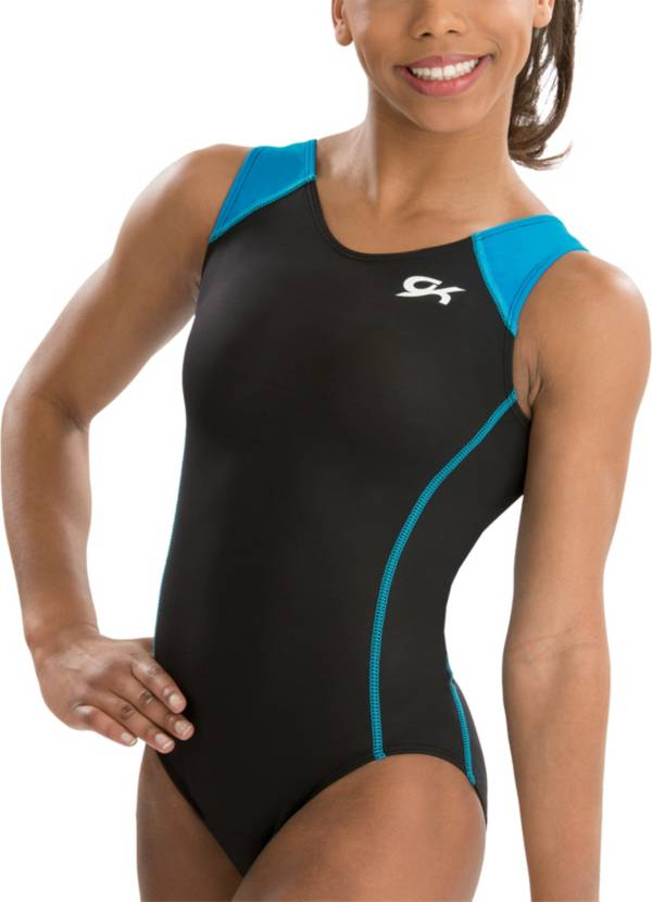 GK Elite Women's GymTek Cool Air Gymnastics Leotard product image