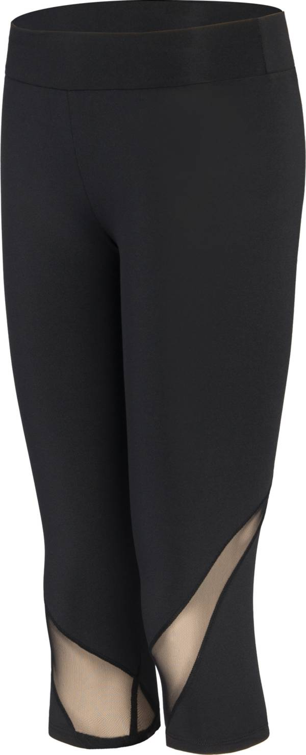 GK Elite Youth Mesh Accented Capris product image