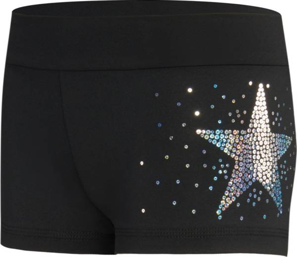 GK Elite Youth Sequinz Star Shorts product image