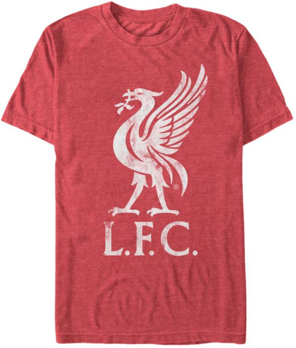 Fifth Sun Men's Liverpool Logo Red T-Shirt product image