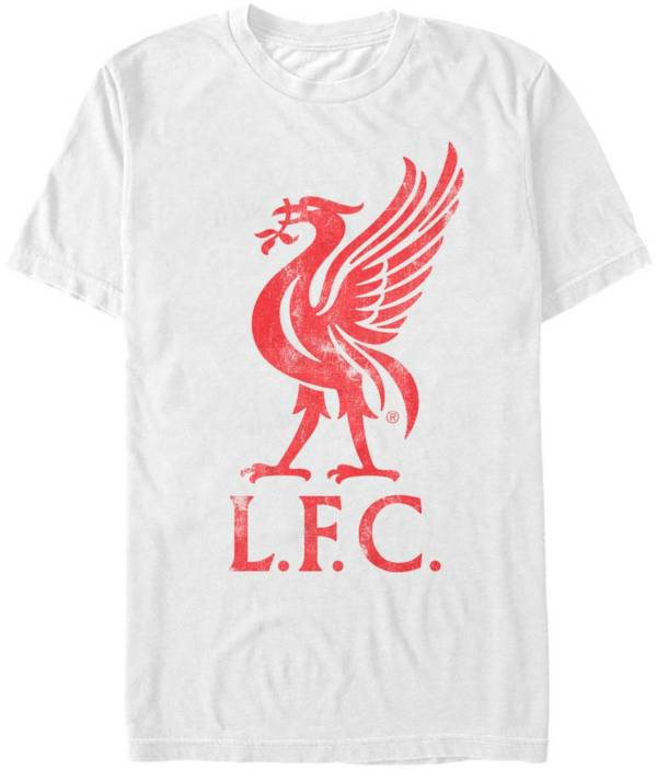 Fifth Sun Men's Liverpool Logo White T-Shirt product image