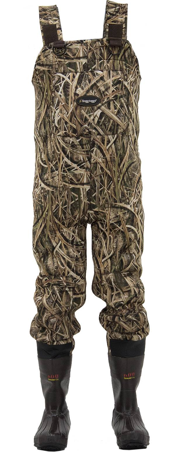 frogg toggs Amphib Shadow Grass Blades Neoprene Chest Waders product image