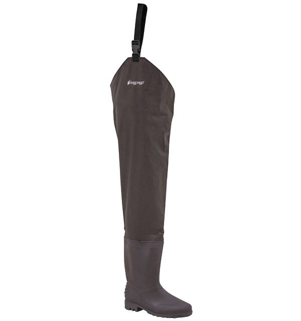 frogg toggs Rana II PVC Cleated Hip Waders product image