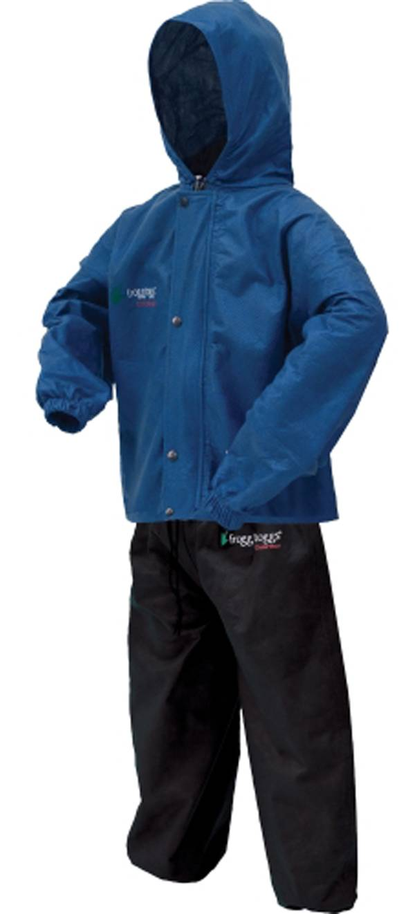 frogg toggs Youth Classic Polly Wogg Rain Suit product image
