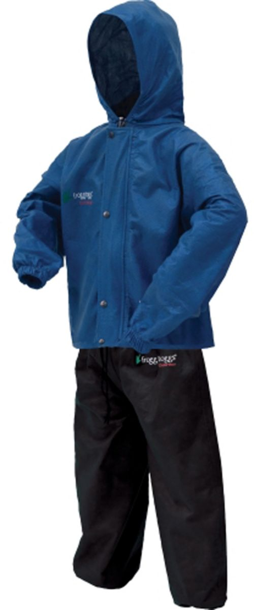 c44256f4dbb0 frogg toggs Youth Classic Polly Wogg Rain Suit