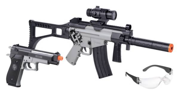 GameFace Ghost Affliction Airsoft Gun Kit product image