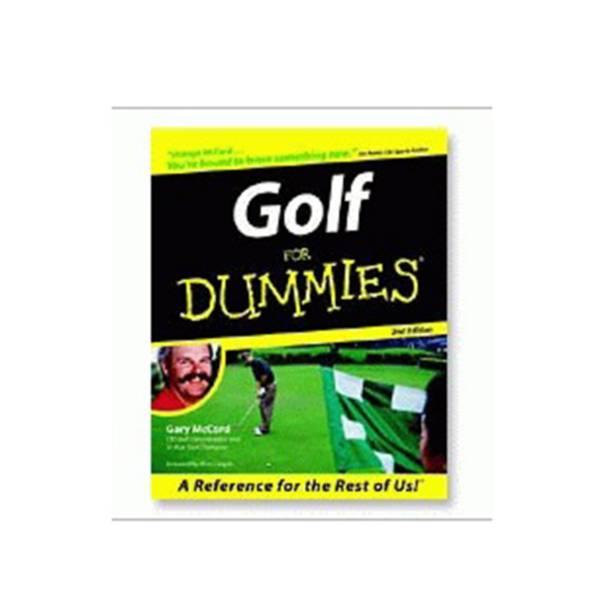 Booklegger Golf For Dummies Instructional DVD product image