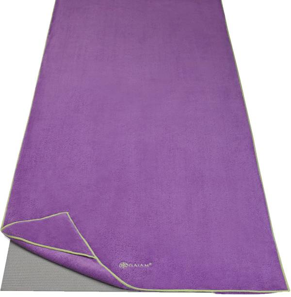 Gaiam Stay-Put Yoga Towel product image