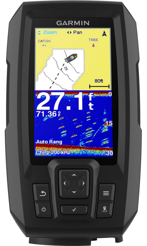 Garmin STRIKER Plus 4 GPS Fish Finder (010-01870-00) product image